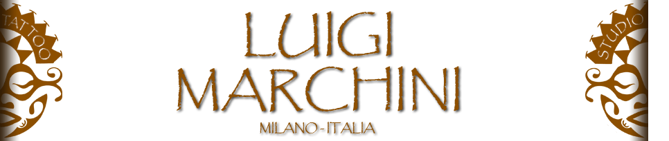 Luigi Marchini Tattoos Milano