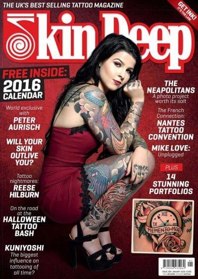 Skin Deep Magazine #
