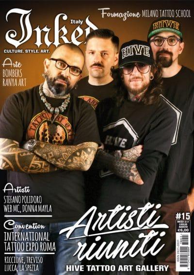 INKED Magazine #15